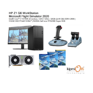 HP Z1 G6 Flight Simulator 2020